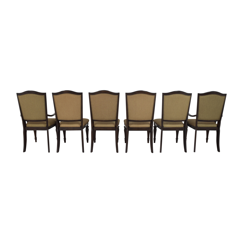 Raymour & Flanigan Raymour & Flanigan Bay City Dining Chairs price