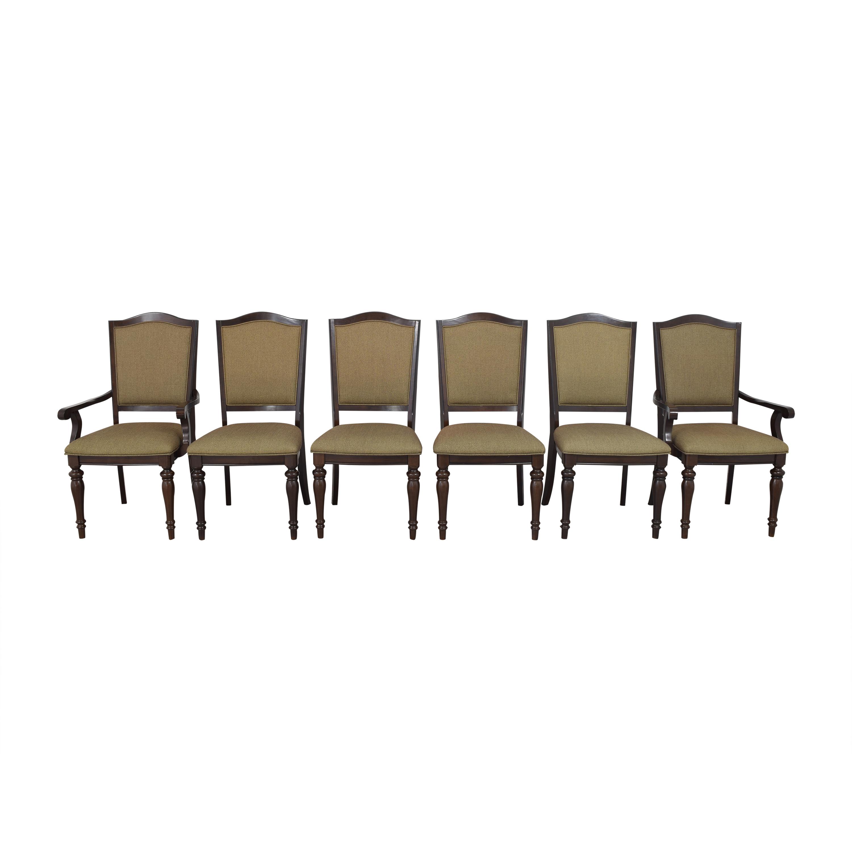Raymour & Flanigan Raymour & Flanigan Bay City Dining Chairs on sale