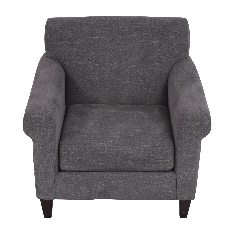 Bauhaus Furniture Bauhaus Roll Arm Lounge Chair ma