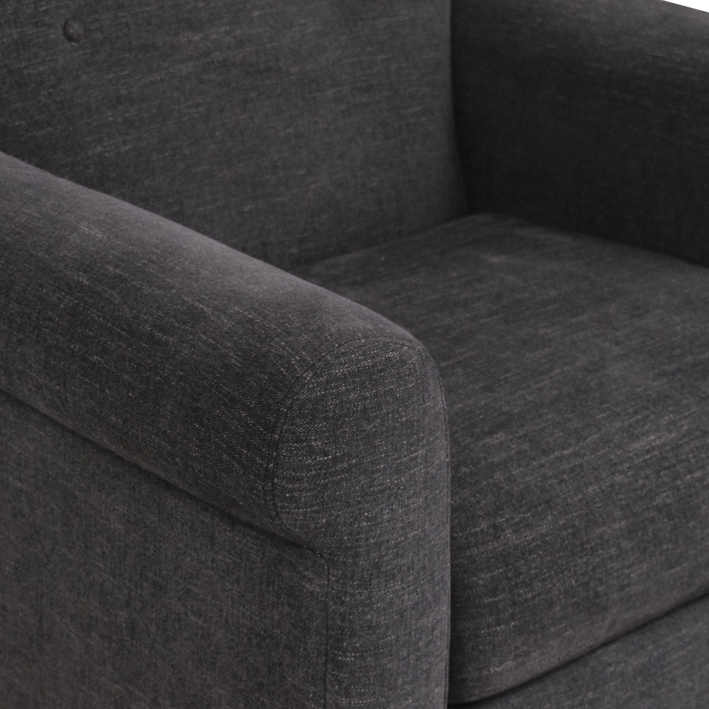 Bauhaus Furniture Bauhaus Roll Arm Lounge Chair coupon