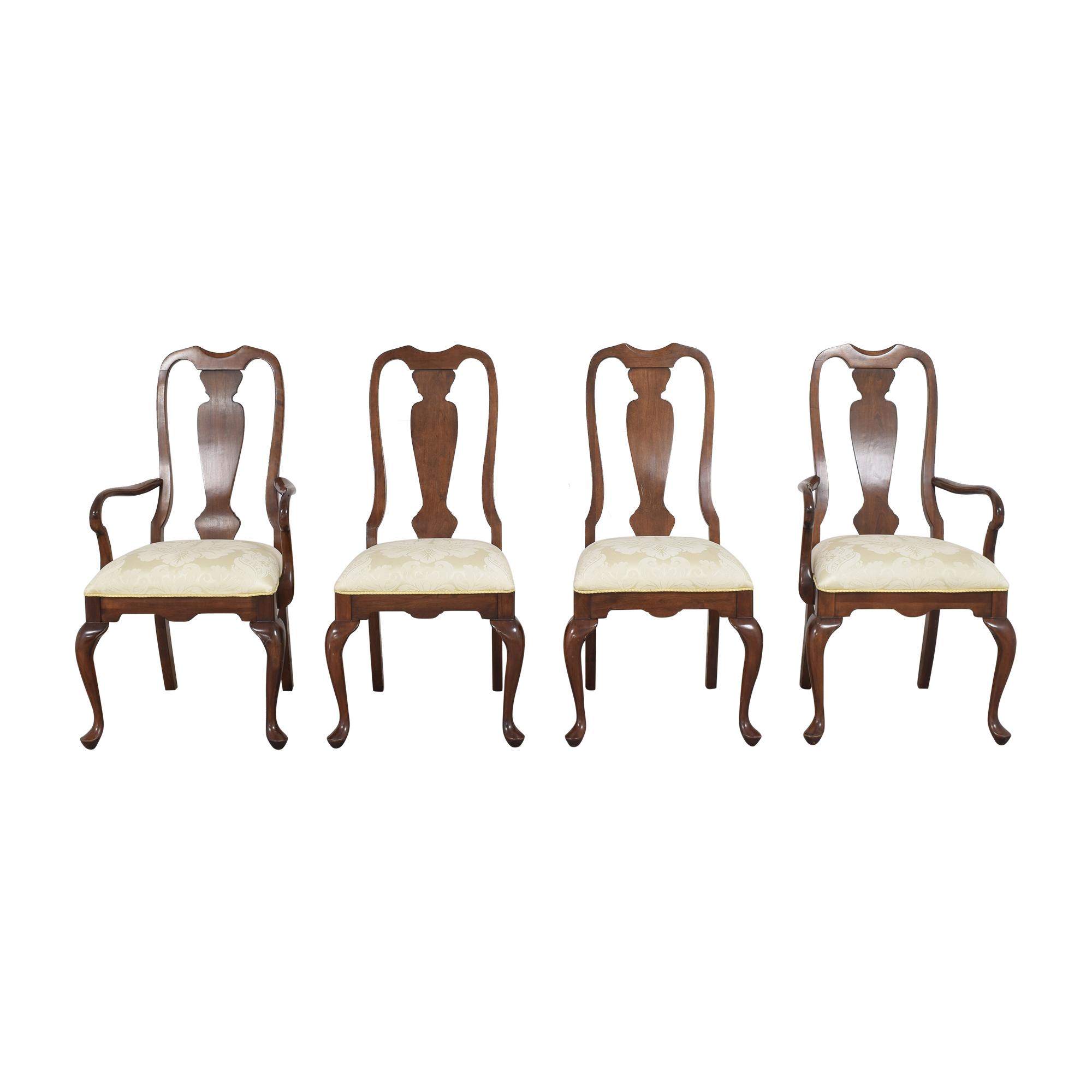 Harden Harden Queen Anne Dining Chairs discount