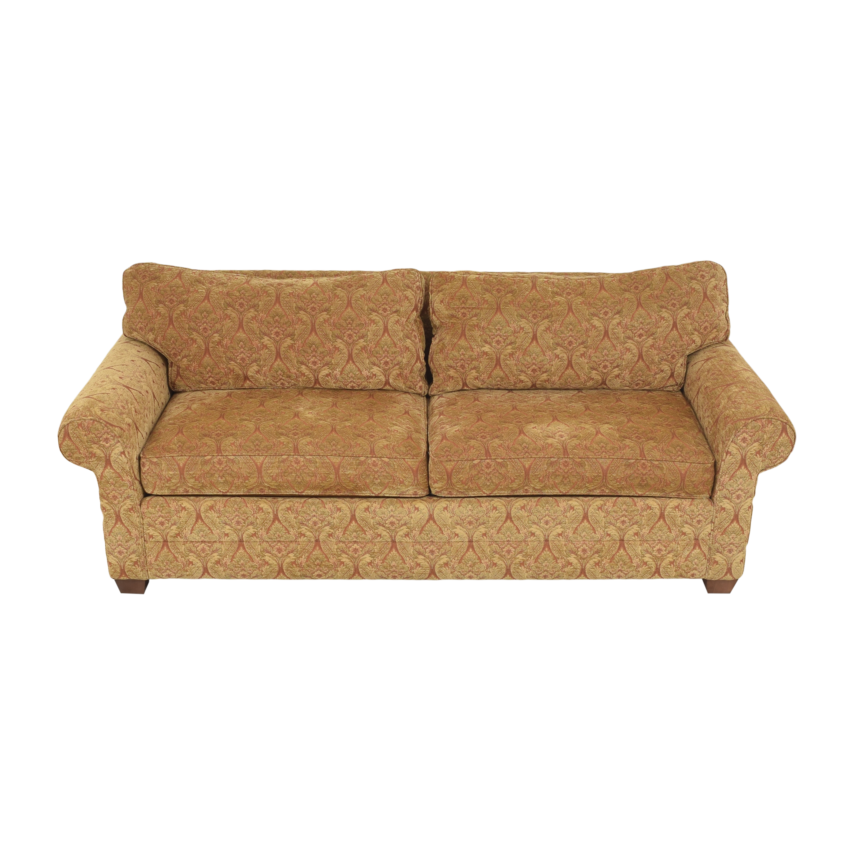 Ethan Allen Ethan Allen Bennett Roll Arm Two Seat Sofa coupon