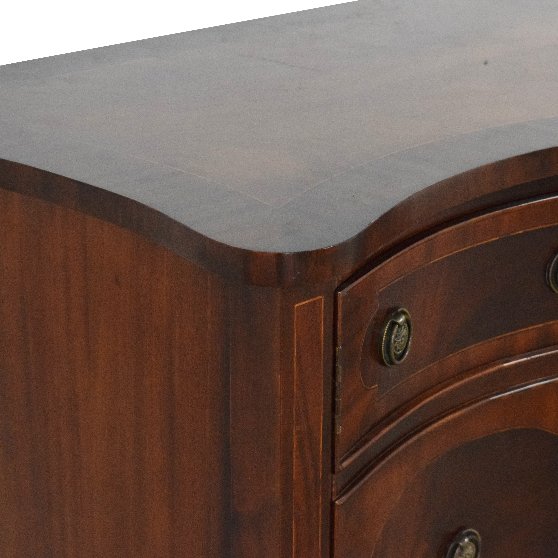 Georgian-Style Buffet Sideboard / Storage
