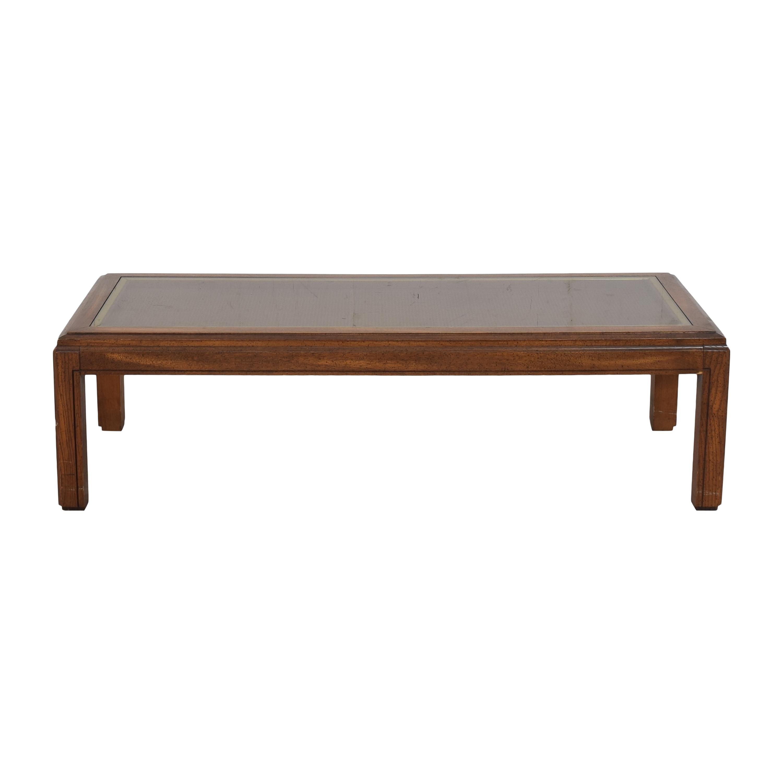 Bassett Furniture Bassett Furniture Rectangular Coffee Table price