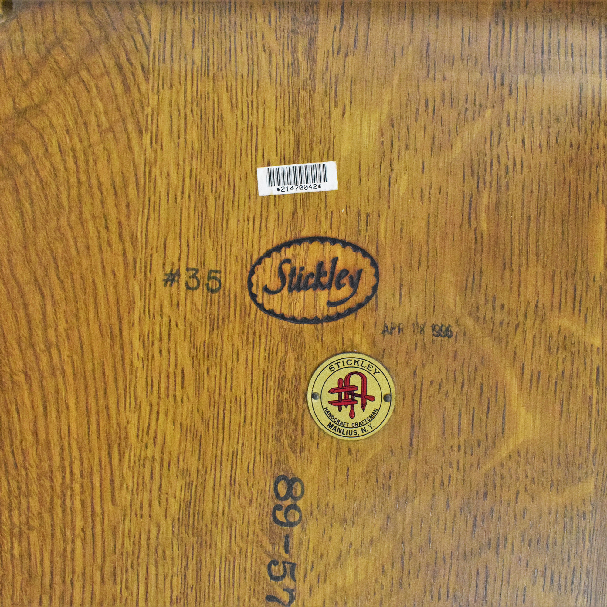 Stickley Furniture Stickley Furniture Butterfly Top End Table nyc
