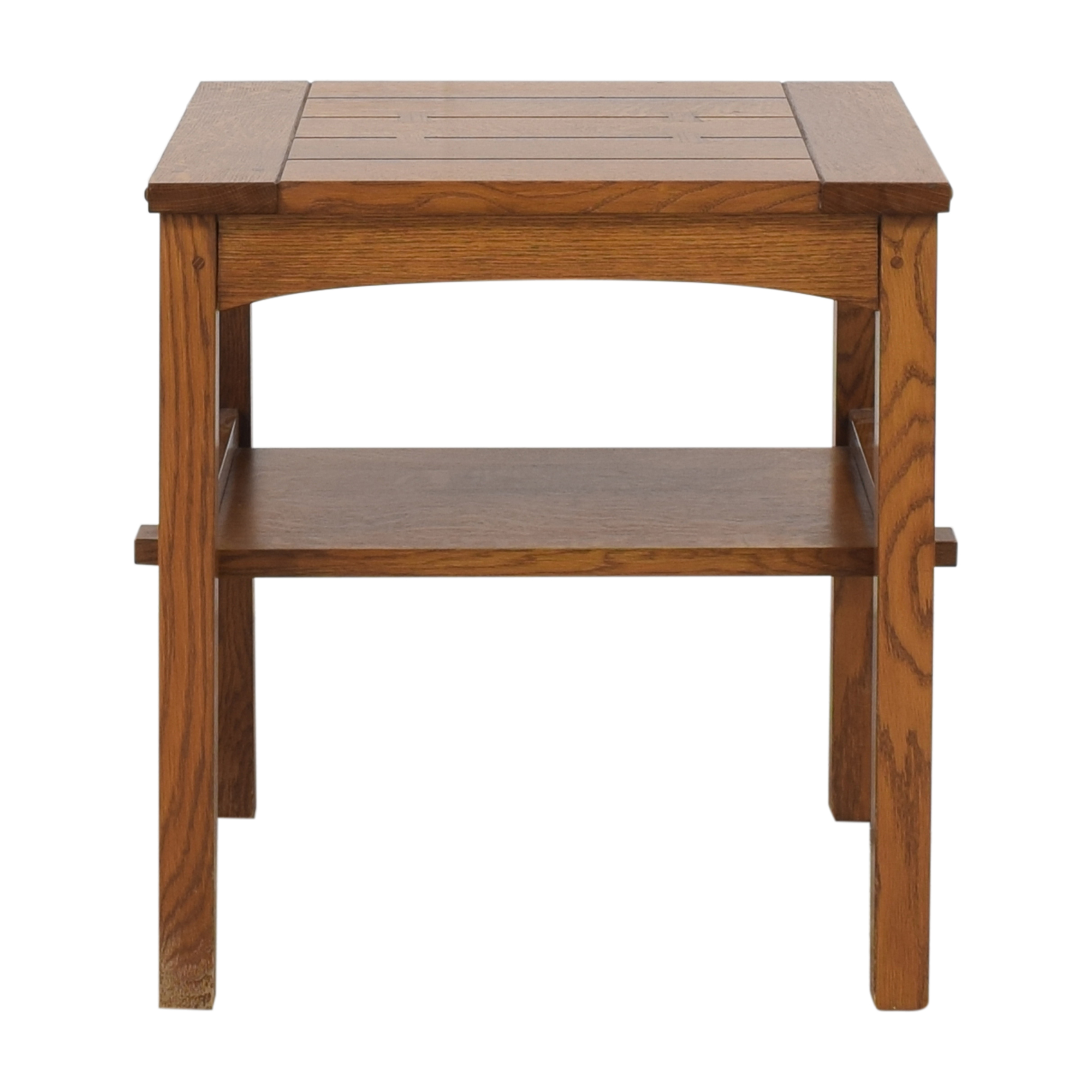 Stickley Furniture Butterfly Top End Table Stickley Furniture