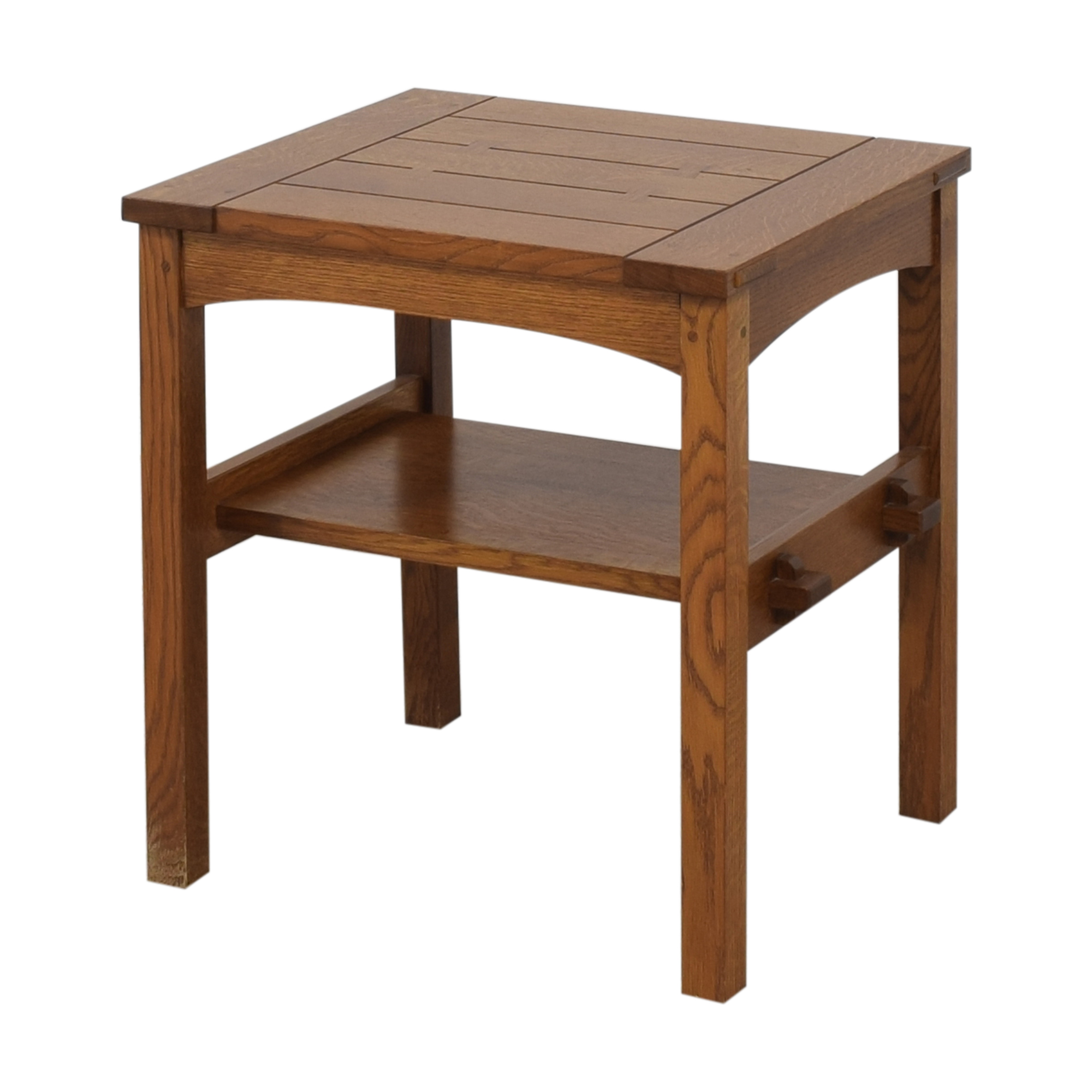 Stickley Furniture Stickley Furniture Butterfly Top End Table nj