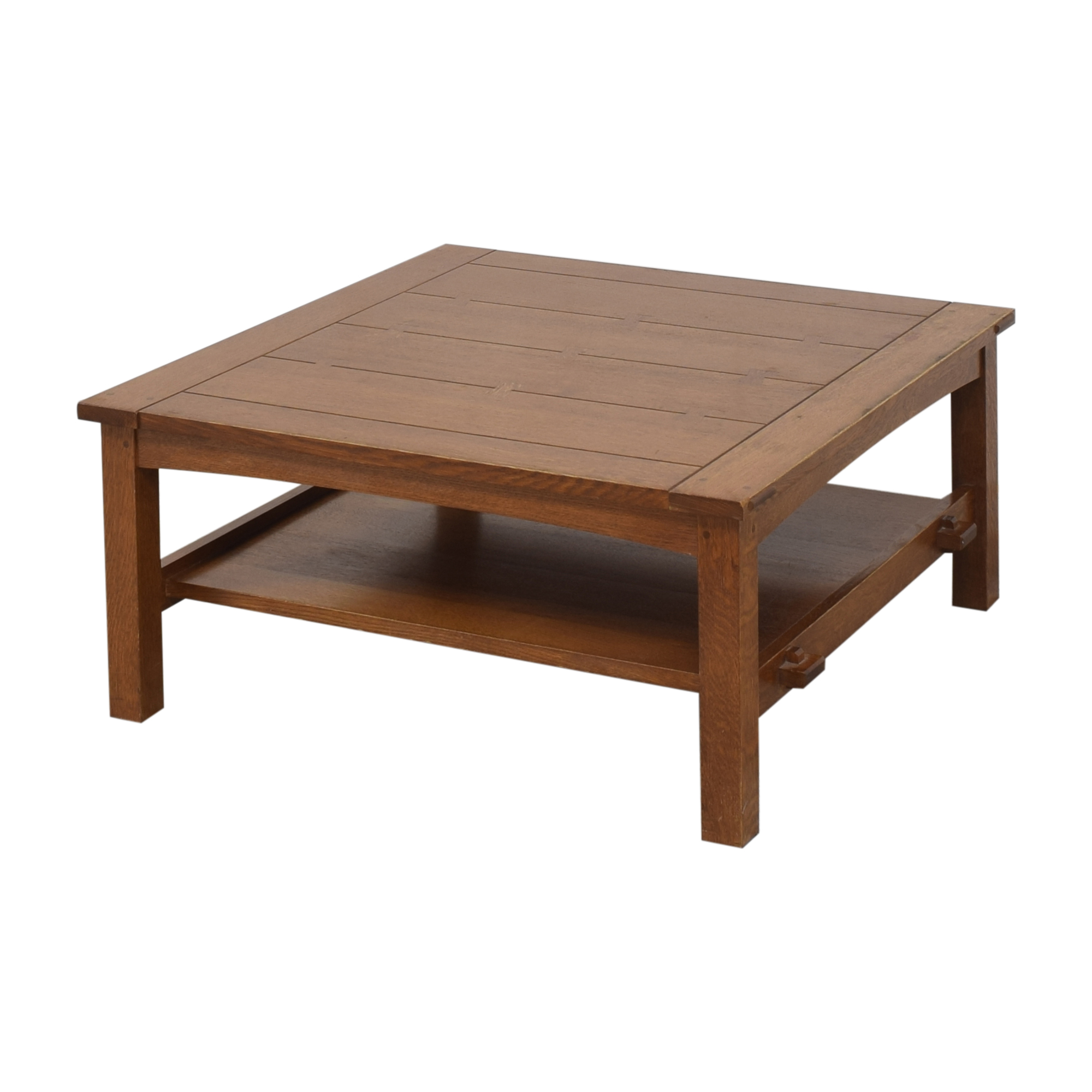 Stickley Butterfly Top Cocktail Table Stickley Furniture
