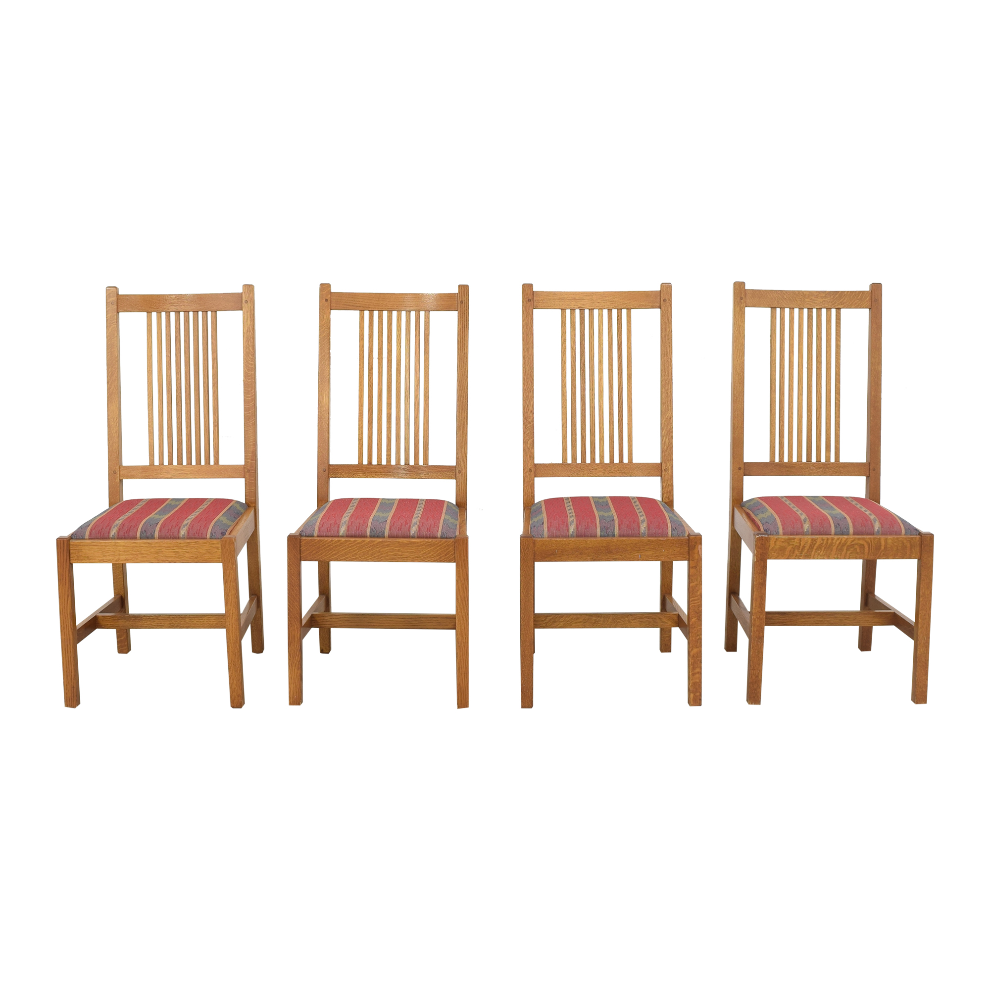 Stickley Furniture Stickley Furniture Mission Side Chairs used