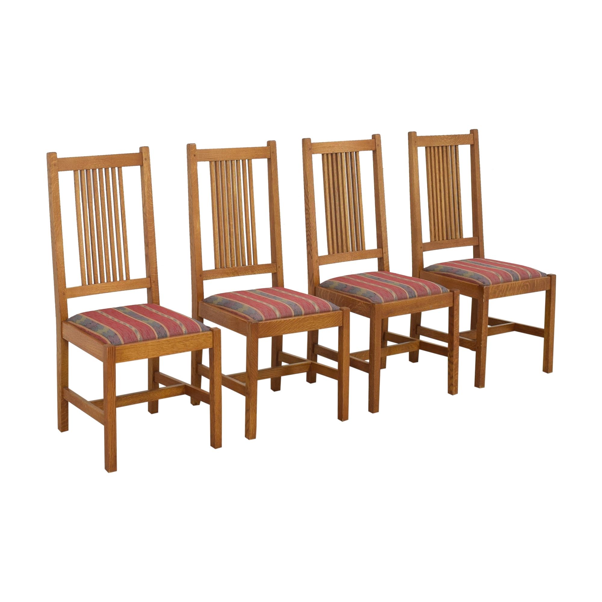 shop Stickley Furniture Stickley Furniture Mission Side Chairs online
