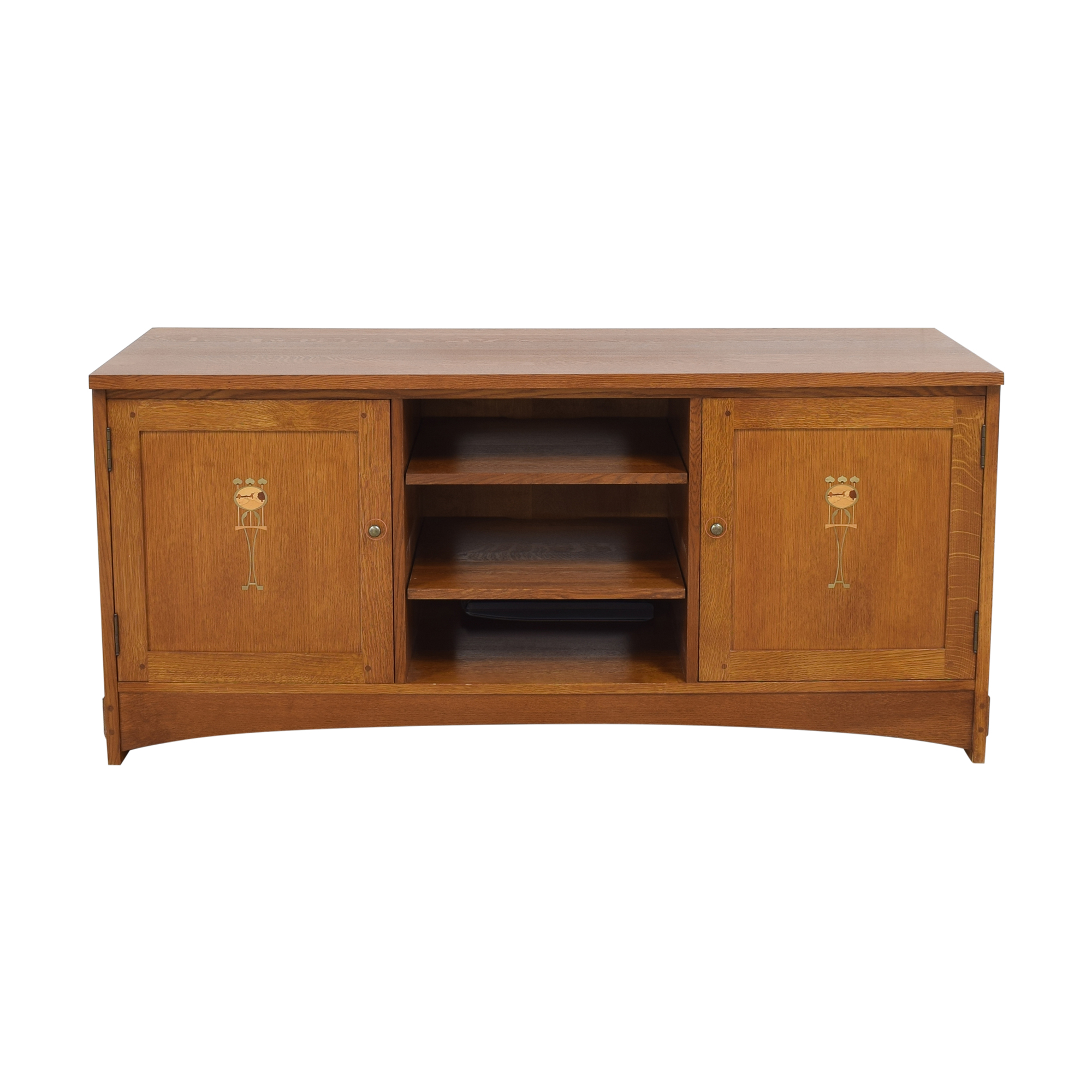 buy Stickley Furniture Stickley Furniture Harvey Ellis Media Console online