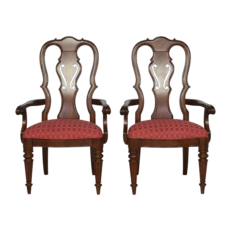 Pennsylvania House Pennsylvania House Fiddle Back Dining Arm Chairs price