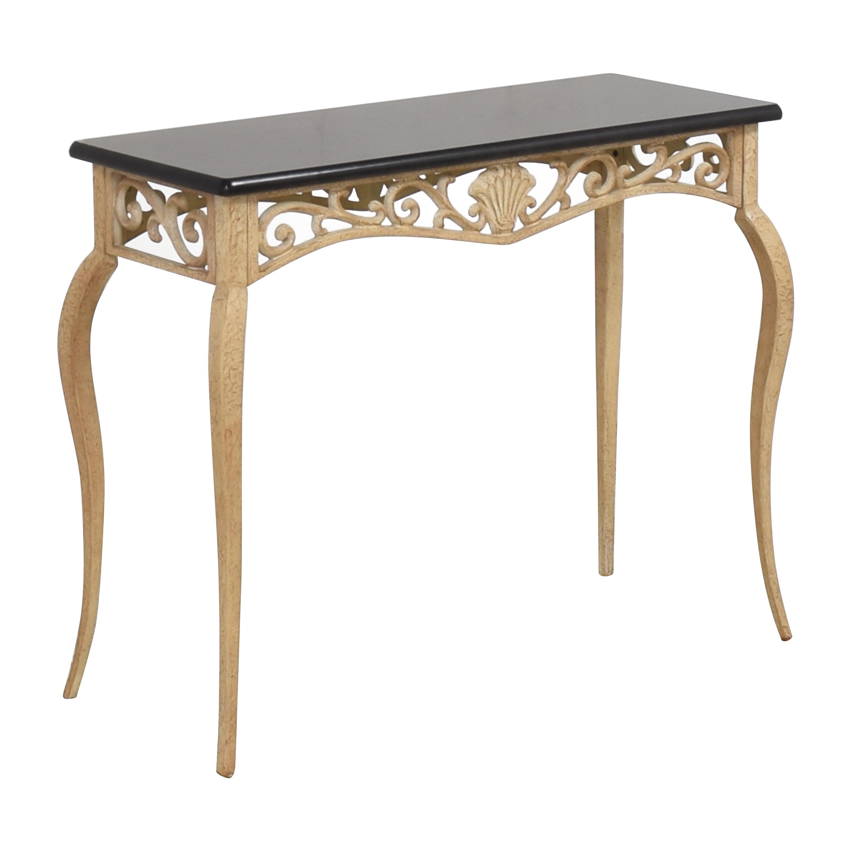 shop Bombay Company Console Table Bombay Company Accent Tables