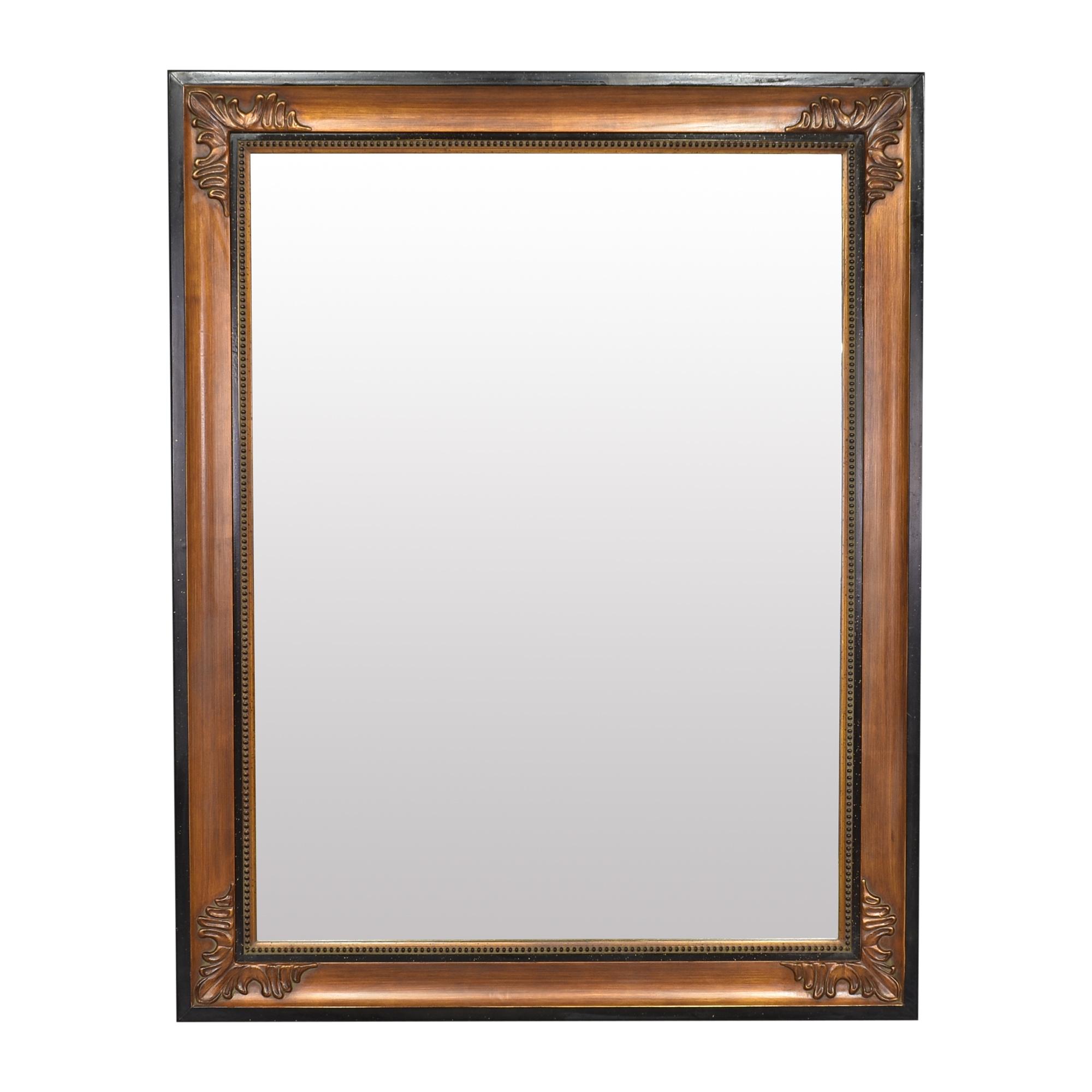 Framed Wall Mirror second hand