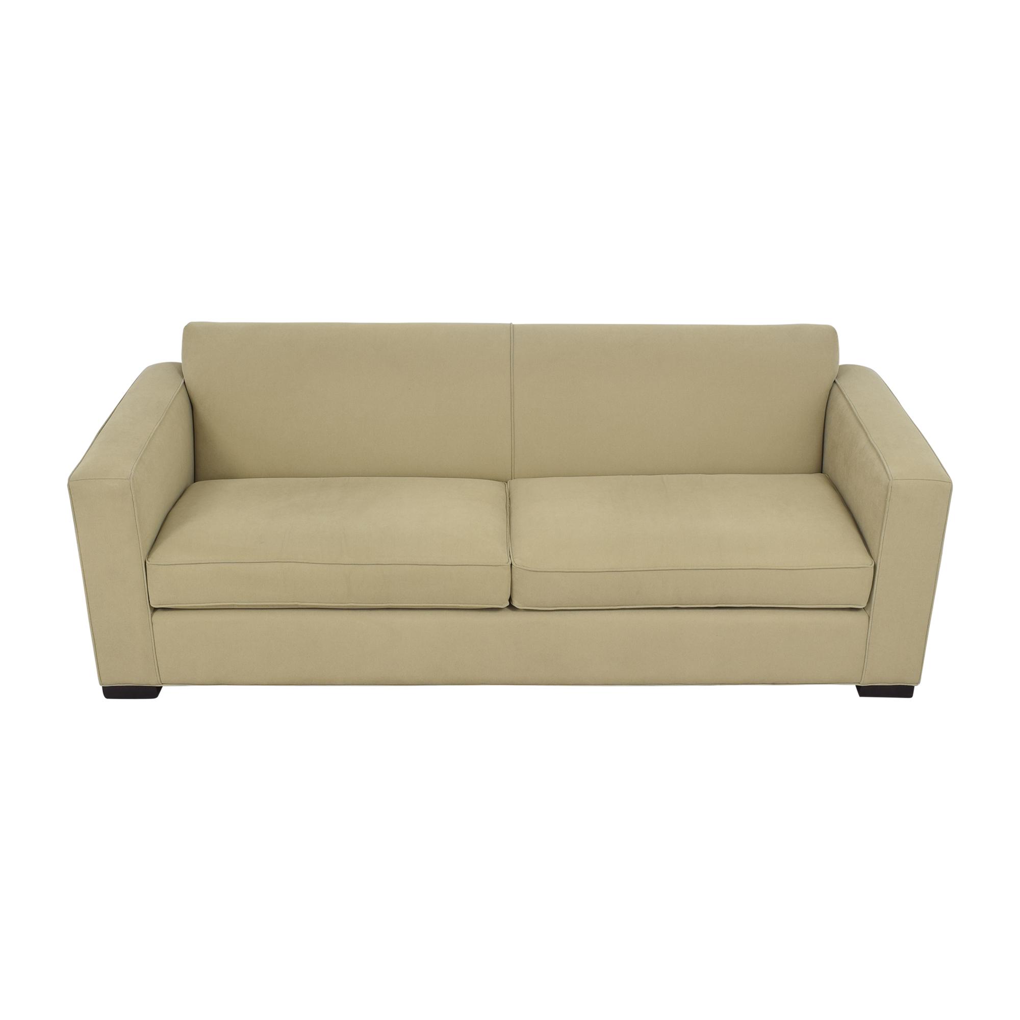 Room & Board Room & Board Ian Two Cushion Sofa dimensions