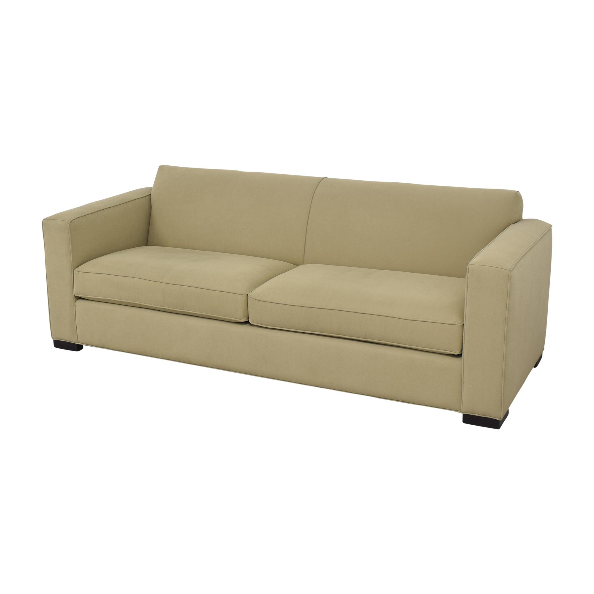 buy Room & Board Ian Two Cushion Sofa Room & Board