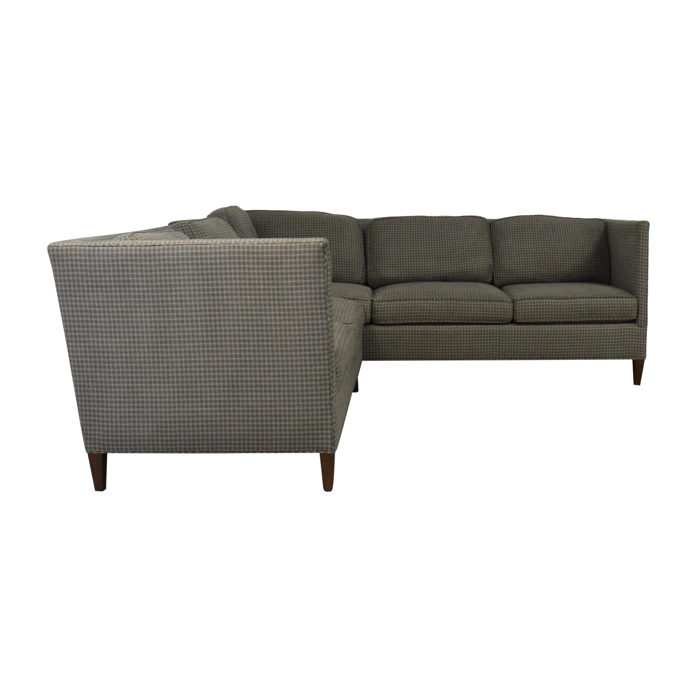 Taylor King Corner Sectional Sofa / Sofas