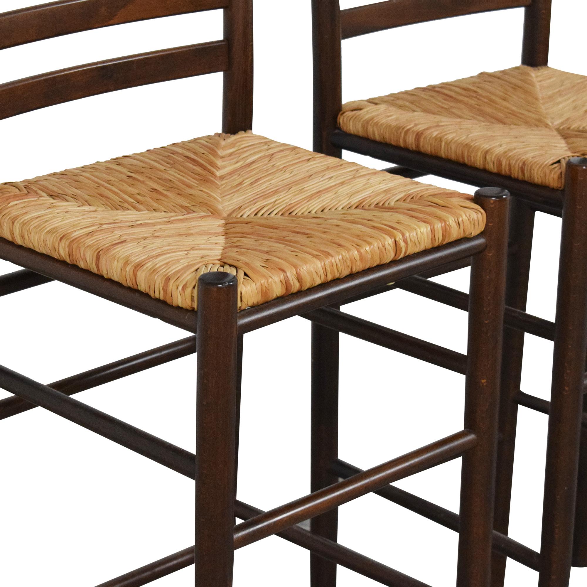 buy Pier 1 Pier 1 Woven Seat Bar Stools online