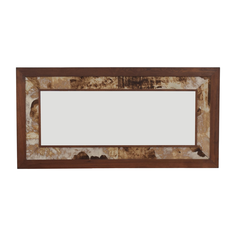 Custom Framed Mirror Mirrors