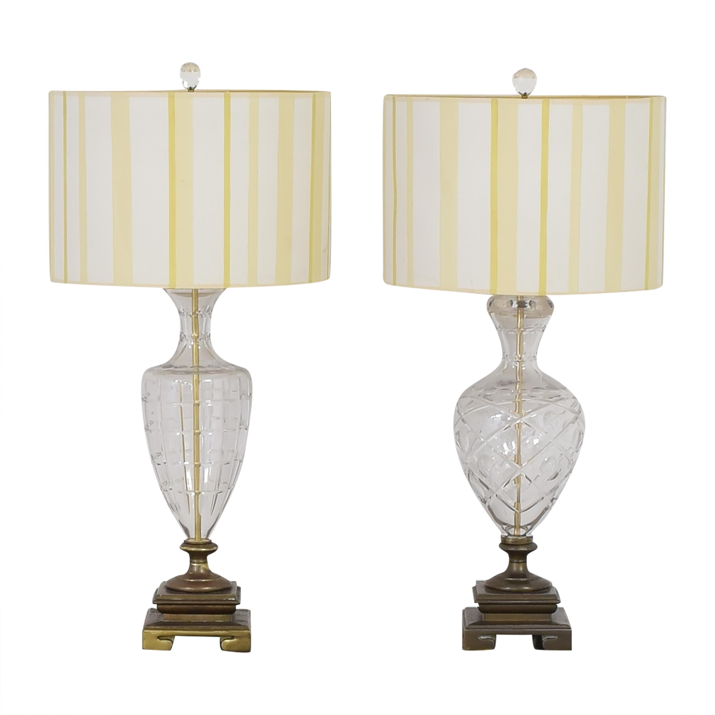 buy Vase Table Lamps