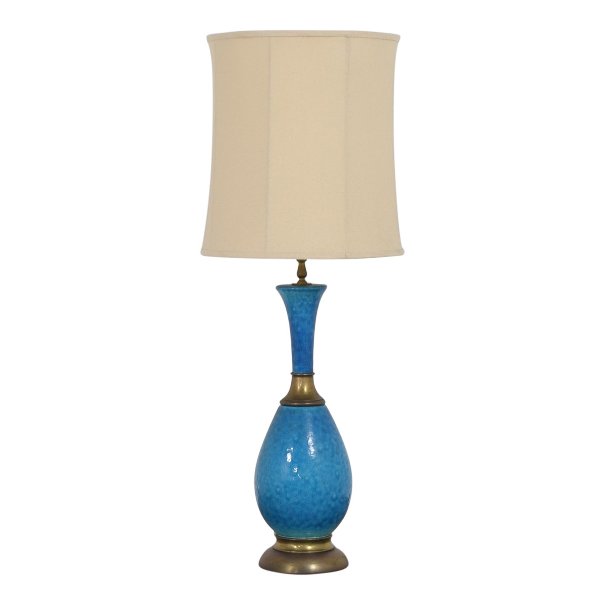 Royal Knight Custom Vase Lamp dimensions