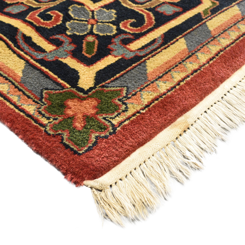 buy William Morris-Style Area Rug  Rugs