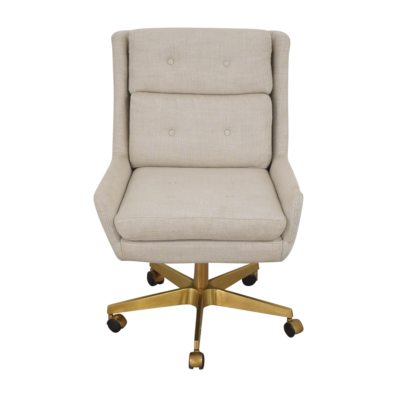 buy Restoration Hardware Motorcity Desk Chair Restoration Hardware