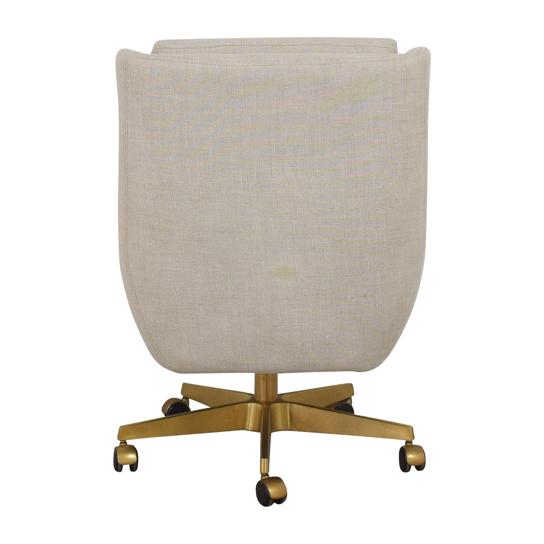 shop Restoration Hardware Motorcity Desk Chair Restoration Hardware