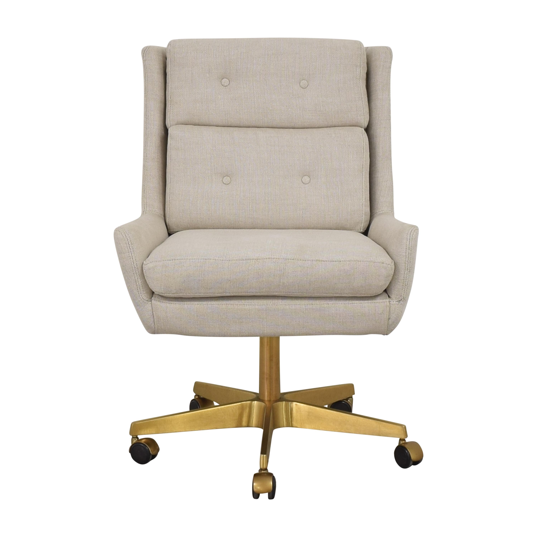 Restoration Hardware Restoration Hardware Motorcity Desk Chair discount