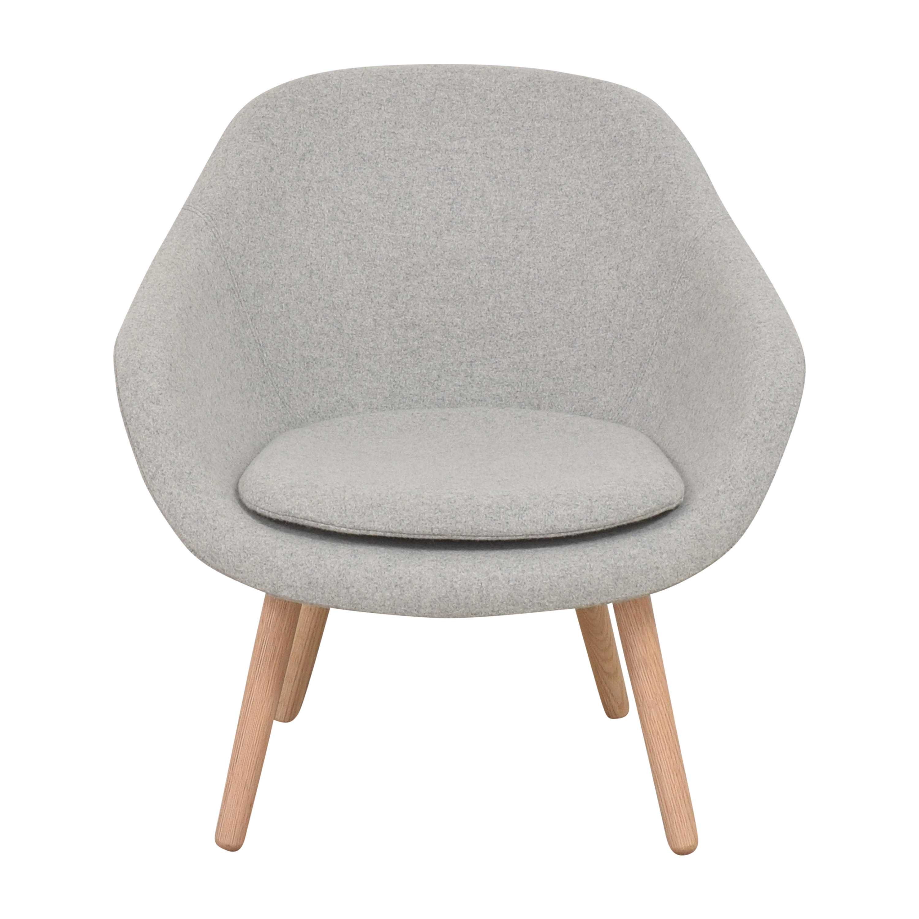 Hay Hay A Lounge 82 Arm Chair with Ottoman Chairs