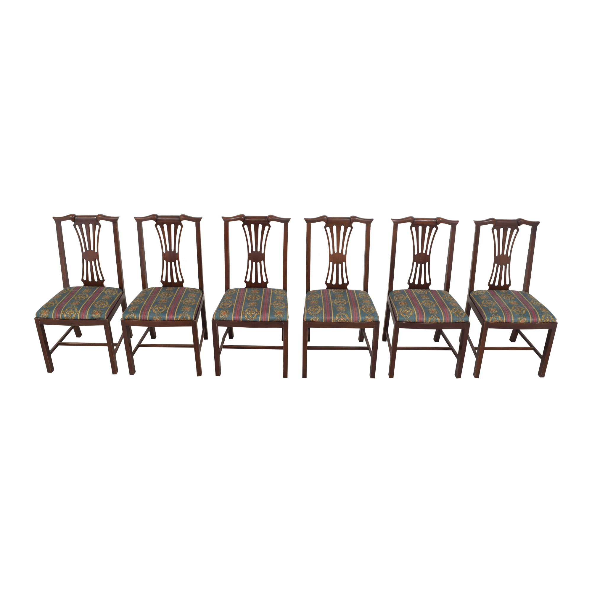 Chippendale Dining Side Chairs on sale