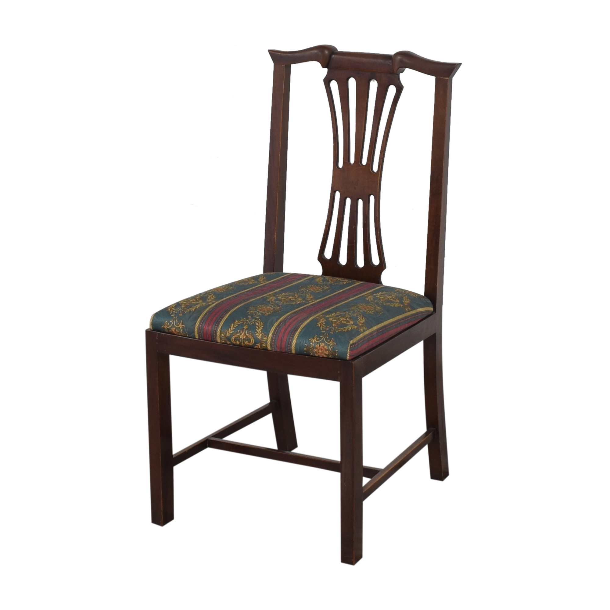 Chippendale Dining Side Chairs nj