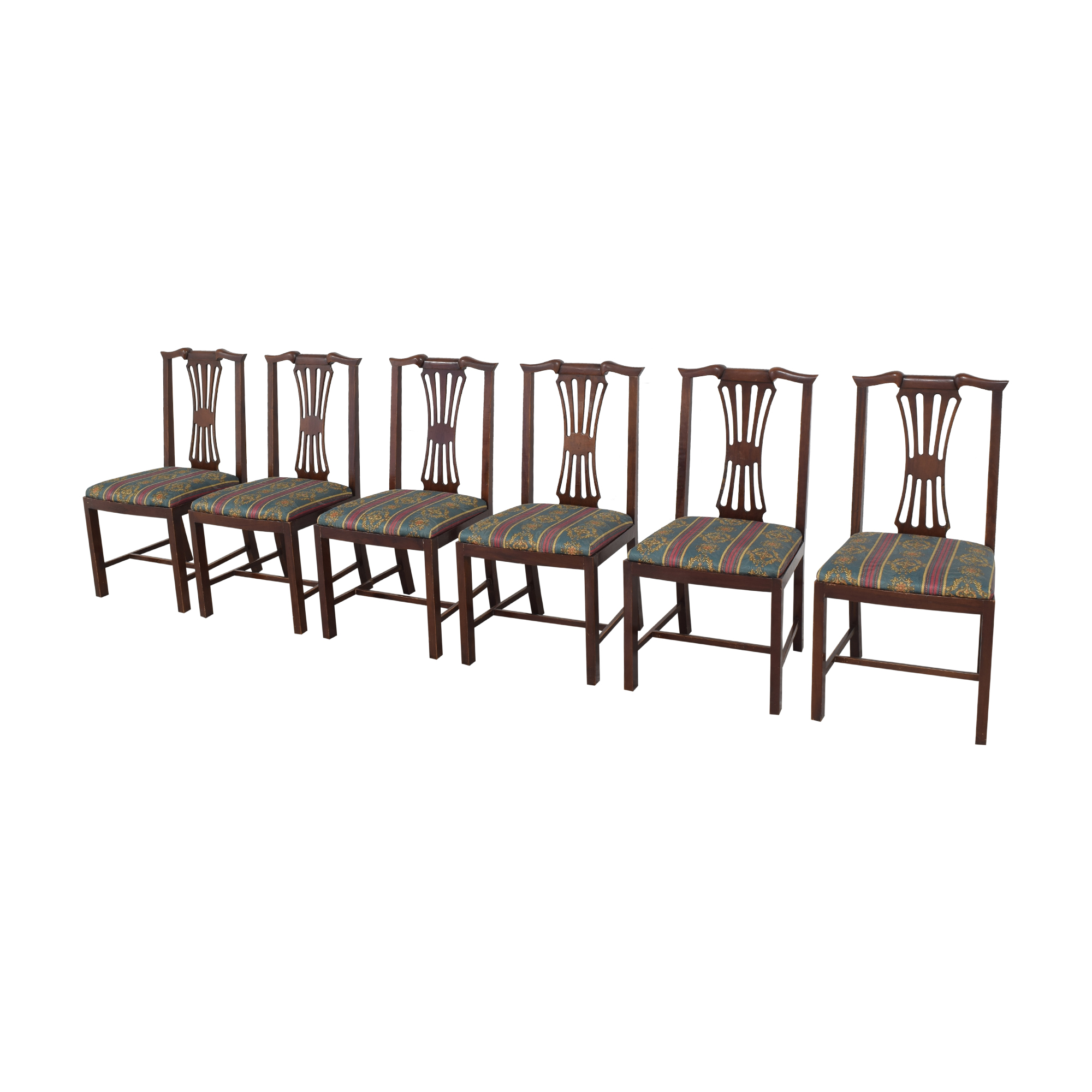 Chippendale Dining Side Chairs used