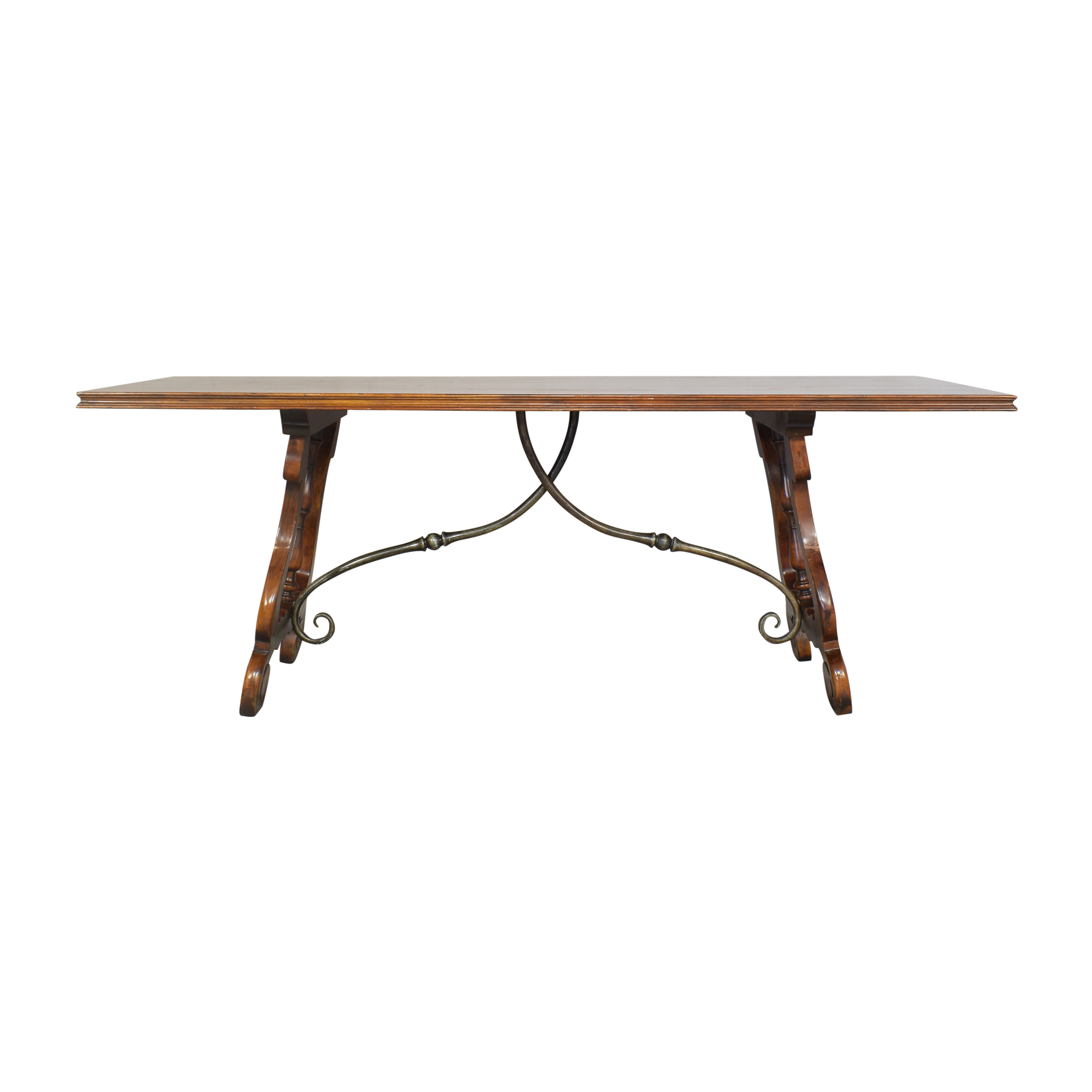 shop Theodore Alexander Theodore Alexander Rustic Dining Table online