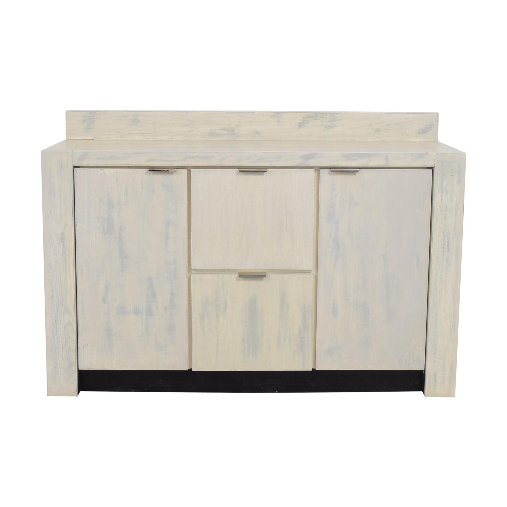 Custom Two Door Sideboard / Cabinets & Sideboards