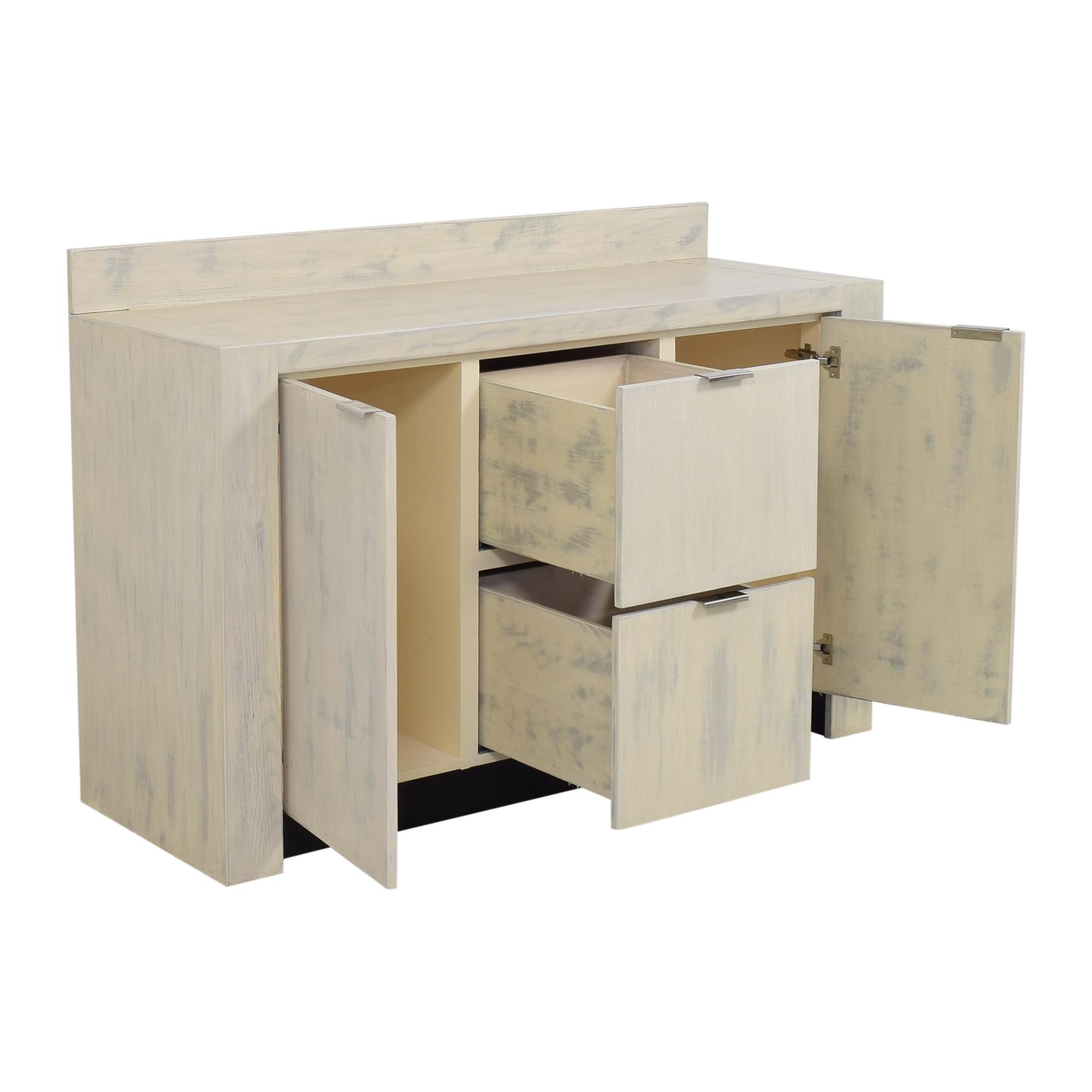 Custom Two Door Sideboard Cabinets & Sideboards