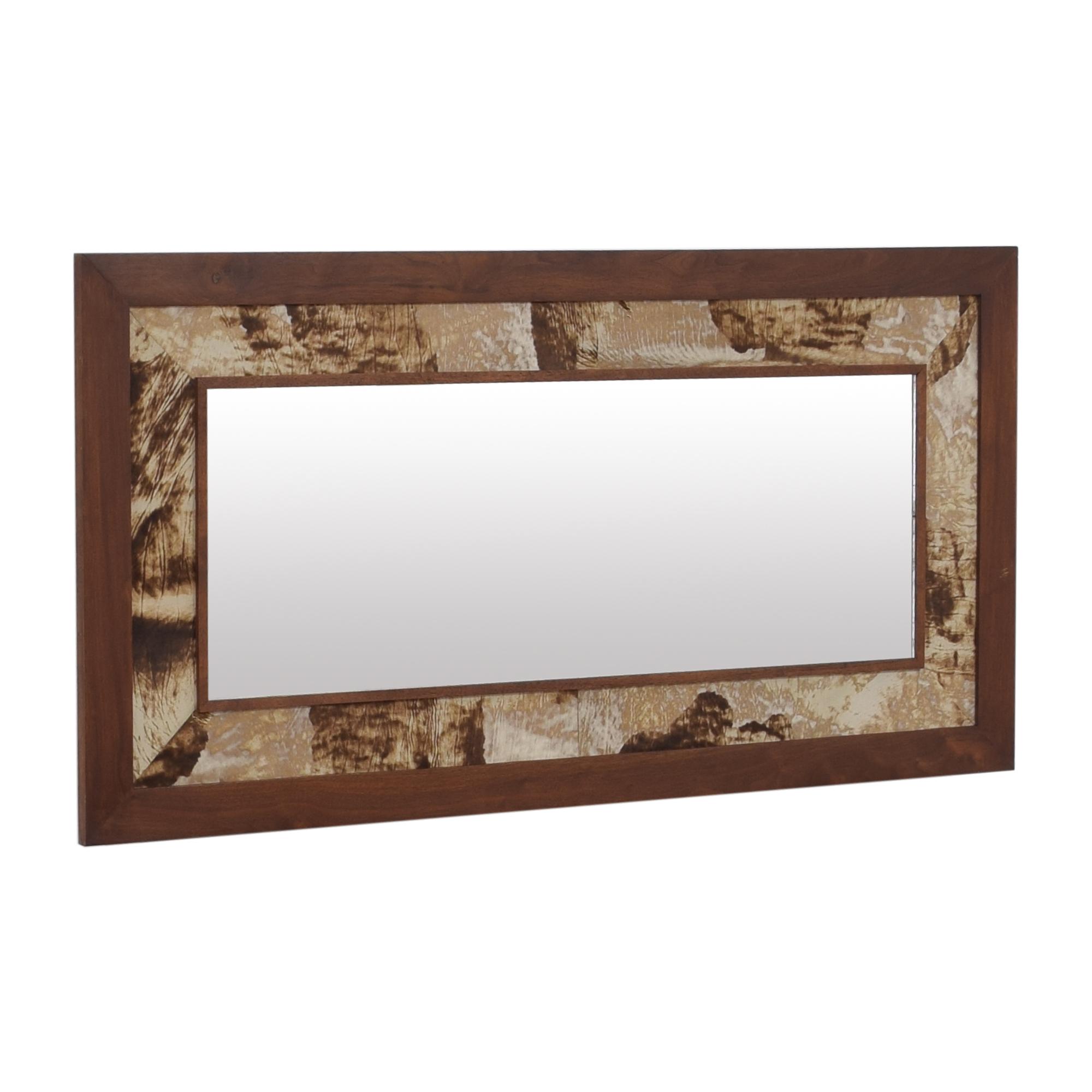 Custom Framed Mirror Decor