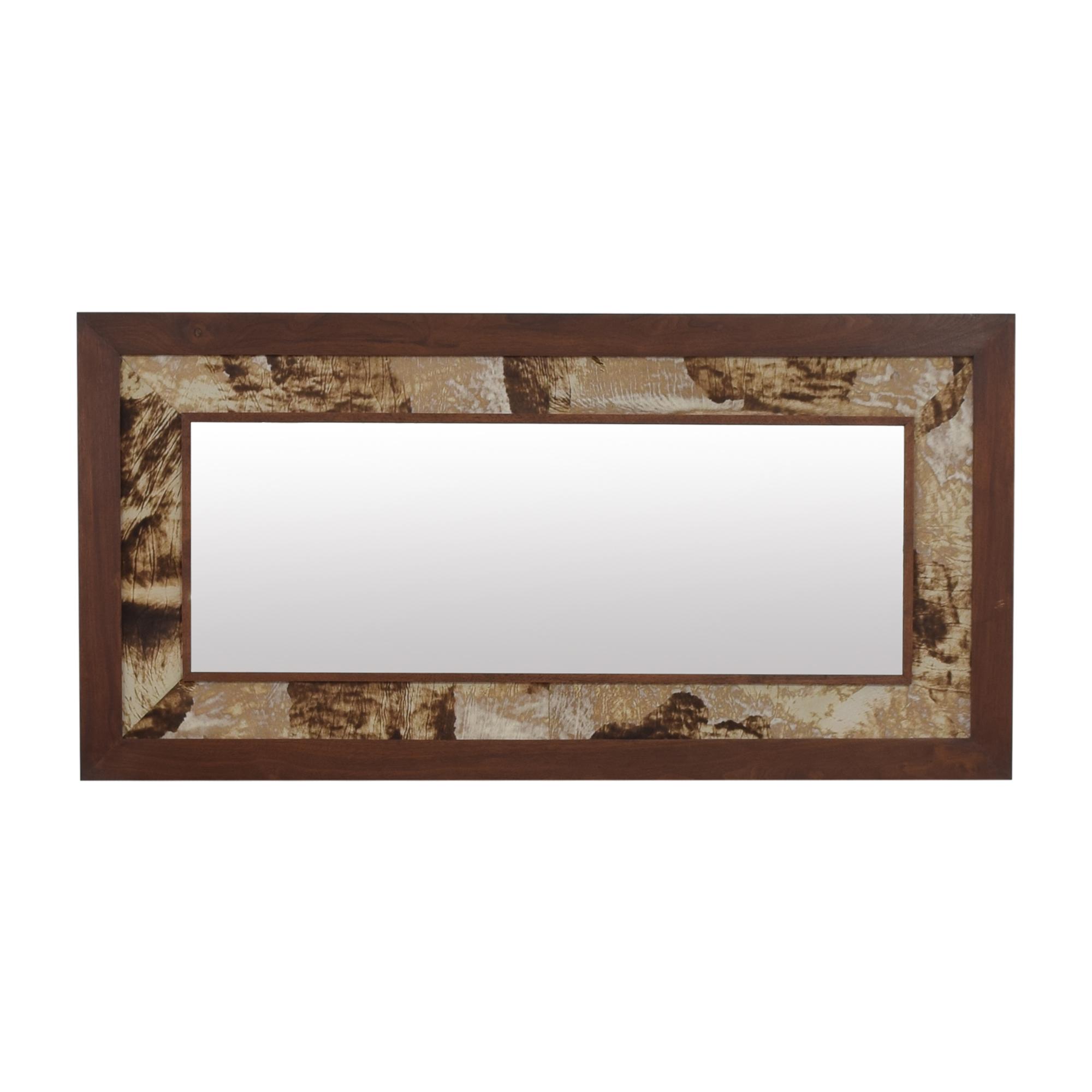 Custom Framed Mirror / Decor
