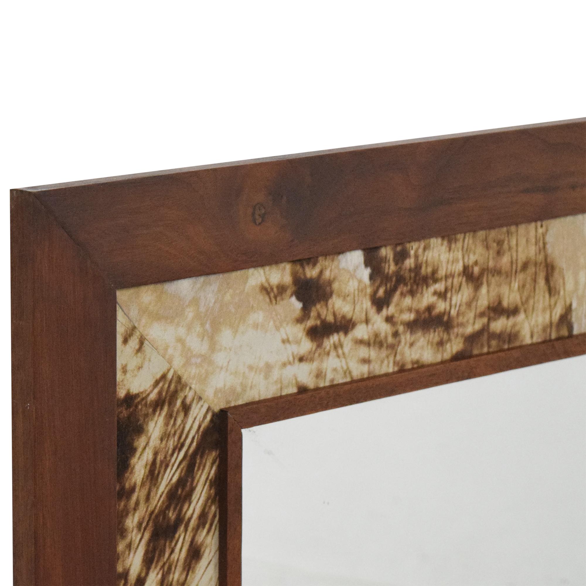 Custom Framed Mirror on sale