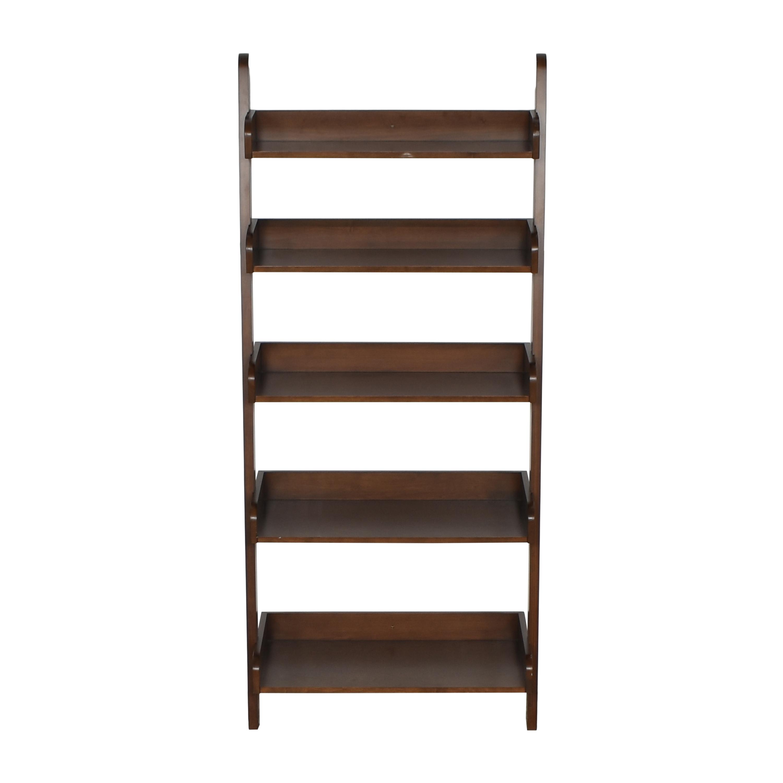 Pottery Barn Pottery Barn Studio Ladder Shelf Storage