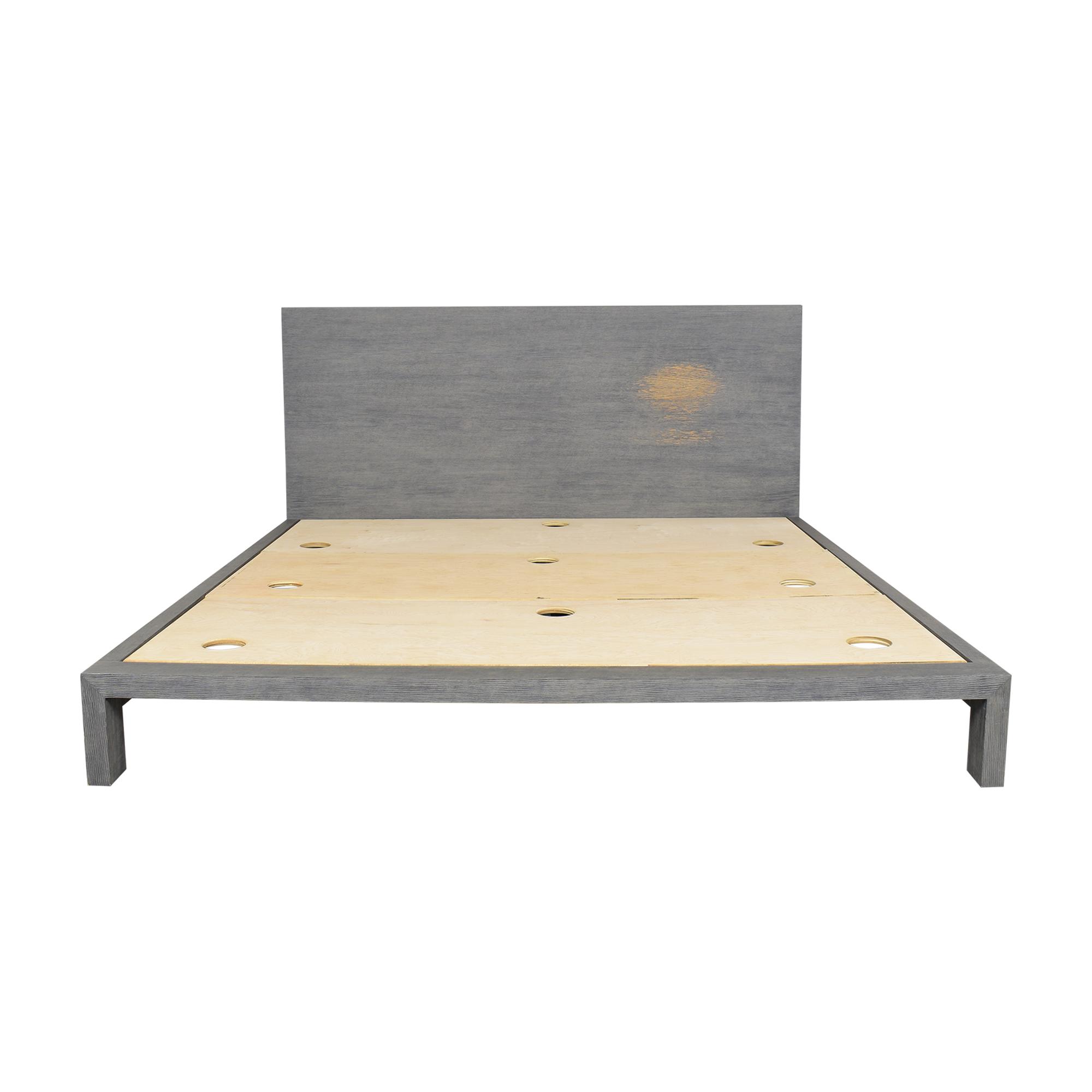 Desiron Desiron King Platform Bed ma