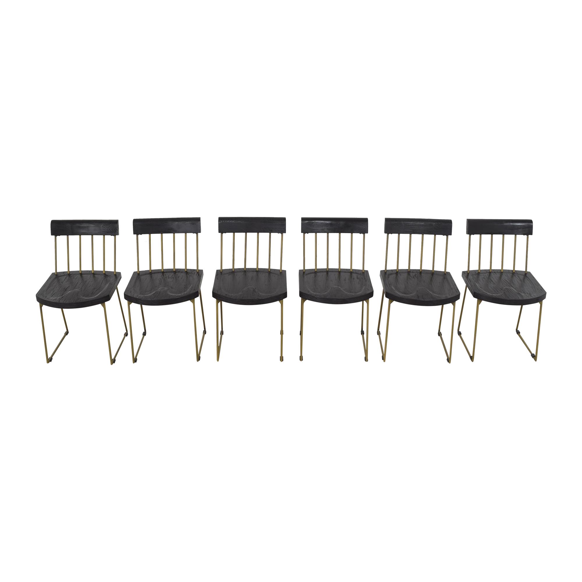 TOV TOV Madrid Dining Chairs nj