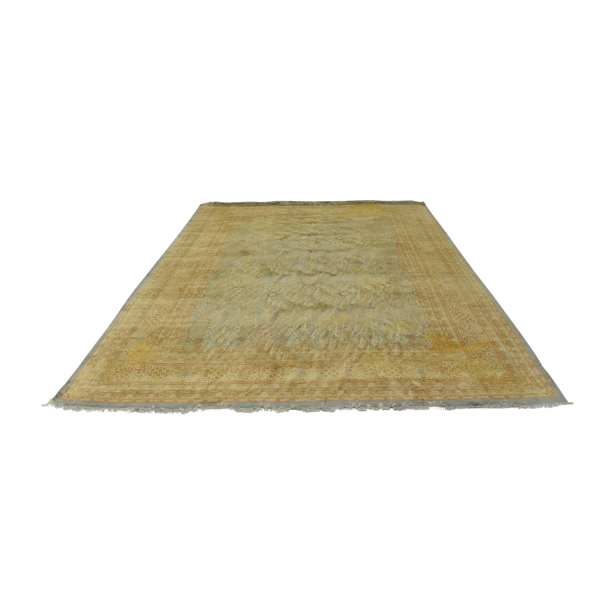 Traditional Patterned Area Rug price