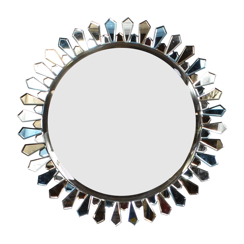 shop Round Accent Mirror