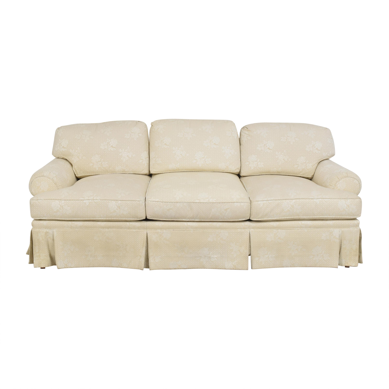 shop Pearson Skirted Three Cushion Sofa Pearson Classic Sofas