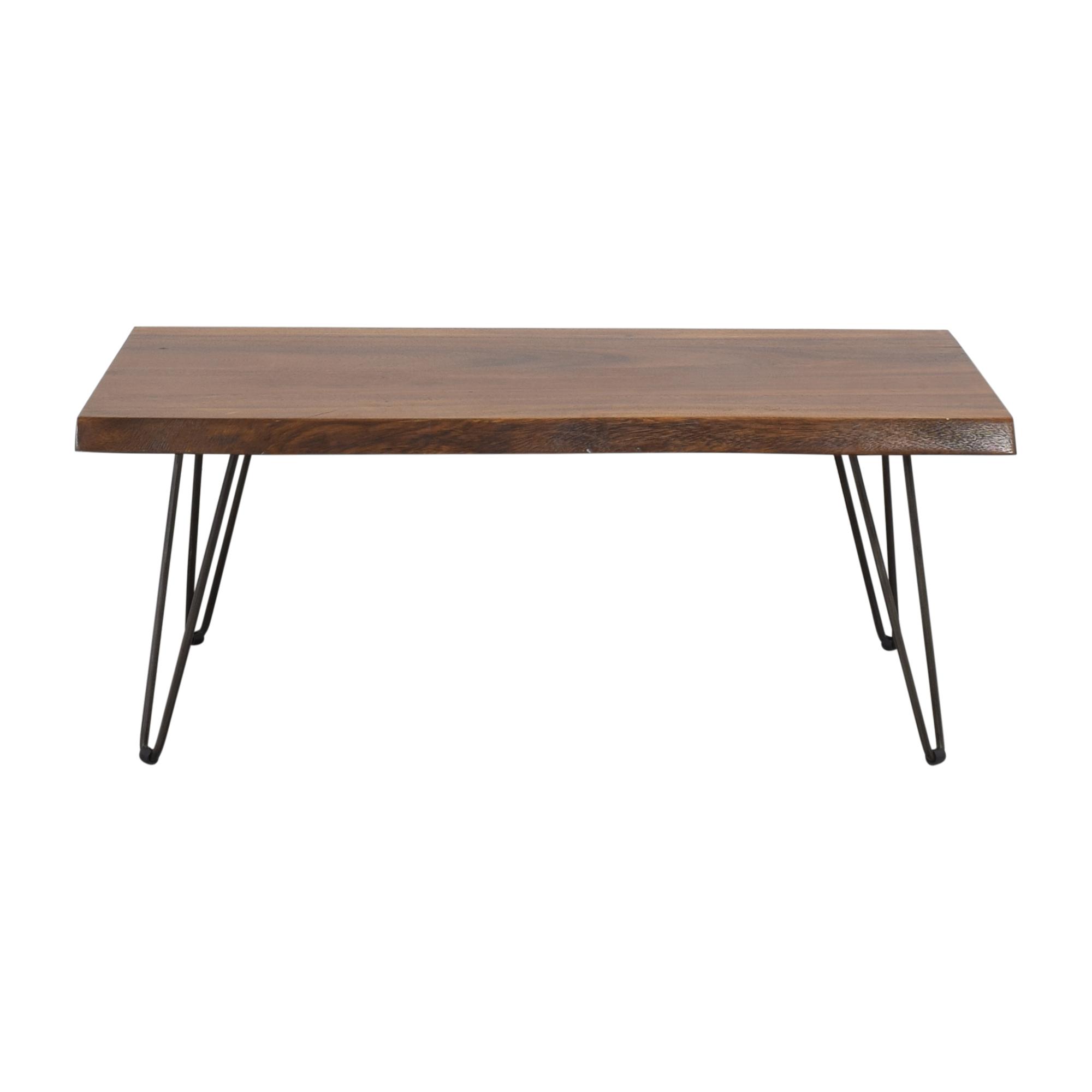 Hairpin Leg Coffee Table Coffee Tables