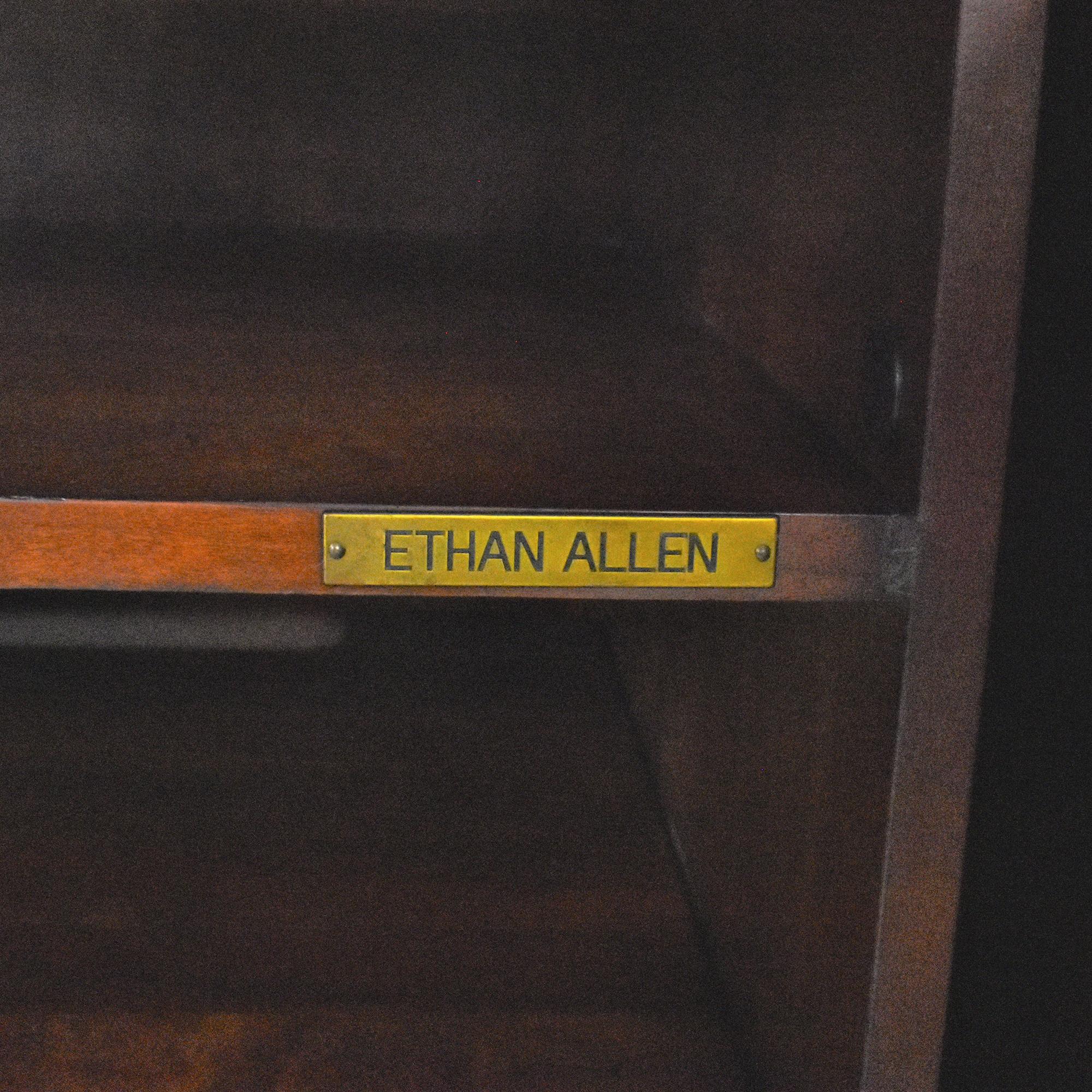 Ethan Allen Ethan Allen Two Door Cabinet ct