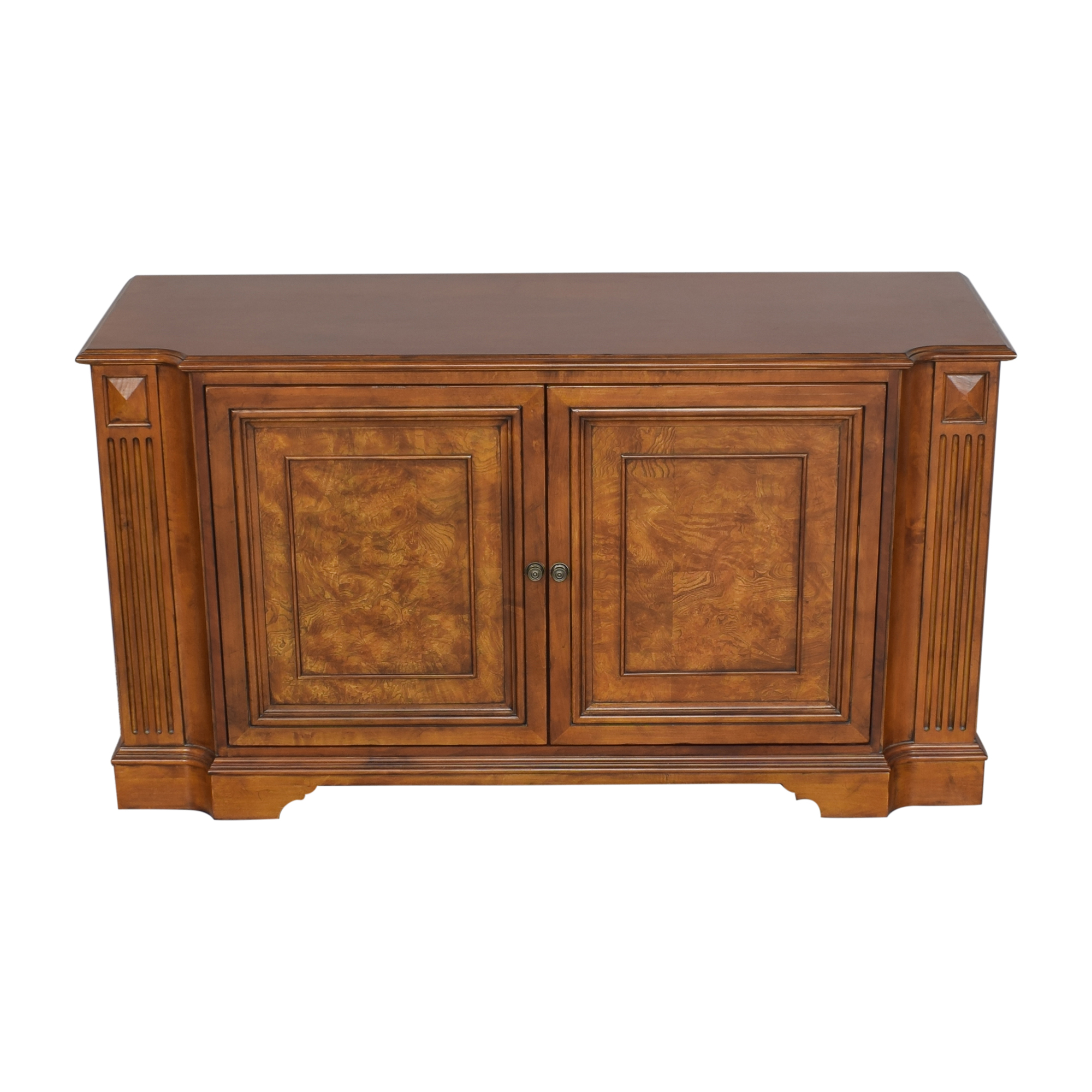 Ethan Allen Ethan Allen Two Door Cabinet