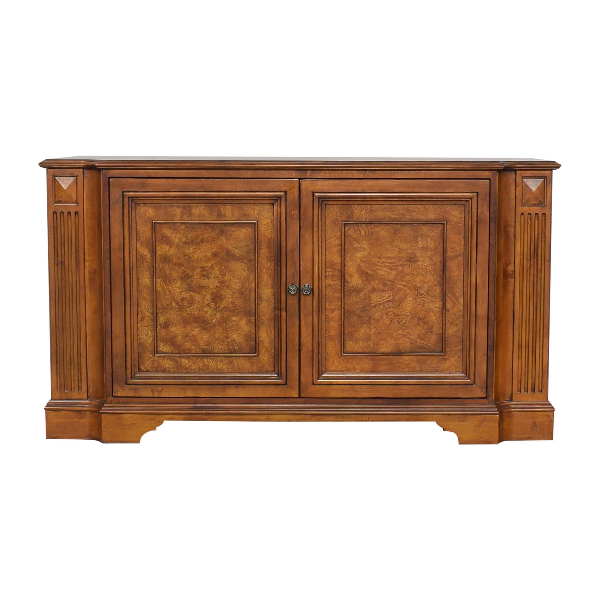 Ethan Allen Ethan Allen Two Door Cabinet nj