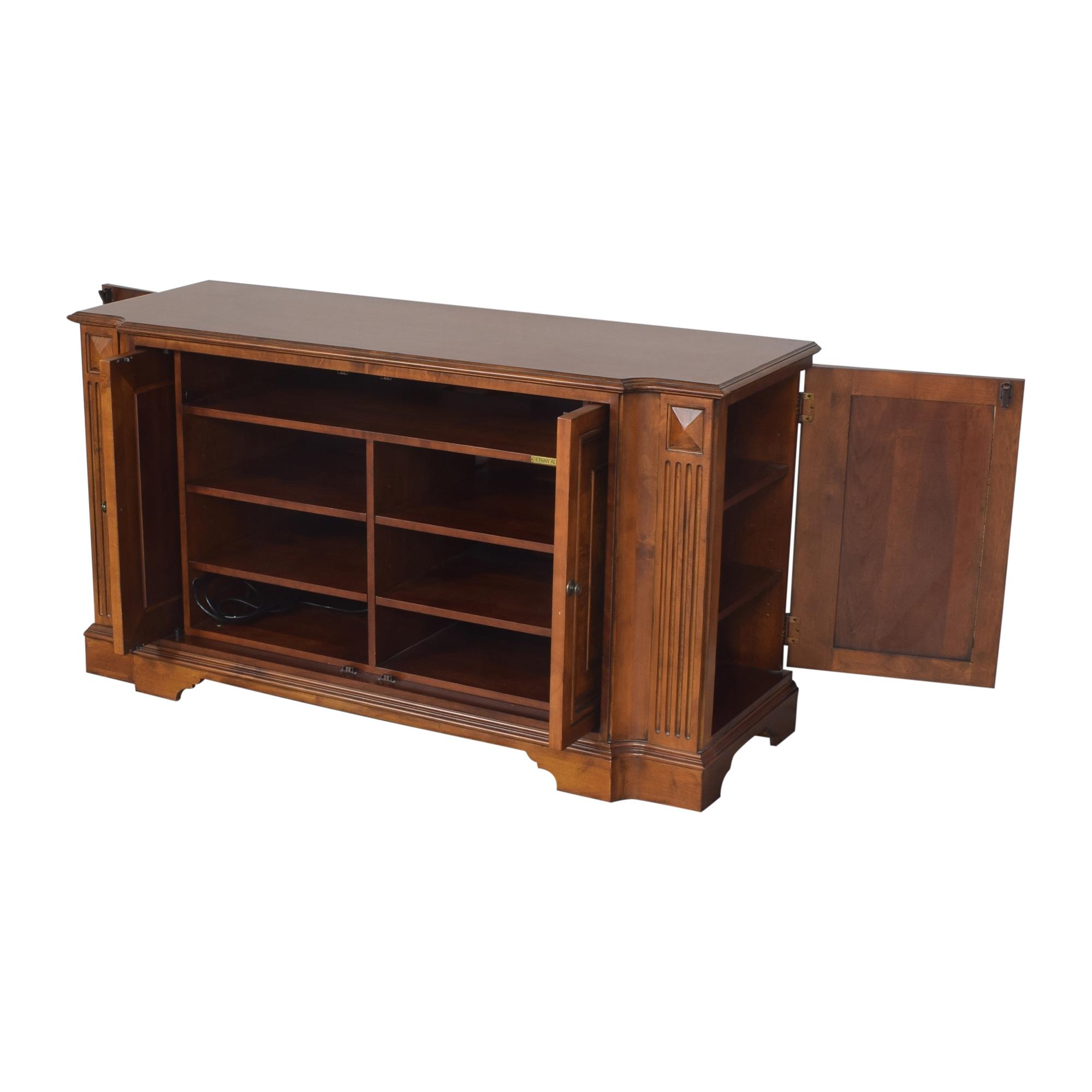 shop Ethan Allen Ethan Allen Two Door Cabinet online